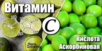 витамин C