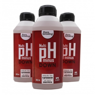 pH minus Multi 500