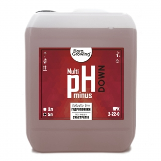 pH minus Multi 5